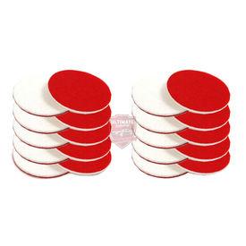 CarPro Rayon Glass Polishing Pads 5 Inches- SET OF 10 PADS