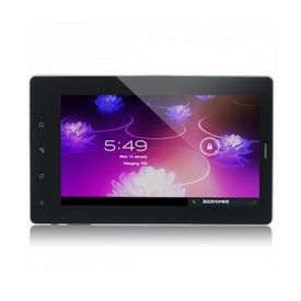 M975 Android 4.0 Phone Tablet PC 7 inch with All Winner A10 Cortex A8 1.2 GHz Black