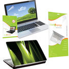 Clublaptop 3 in 1 laptop care kit (15.6 inch Laptop Screen Guard+ Keyboard Guard+ Laptop Skin)