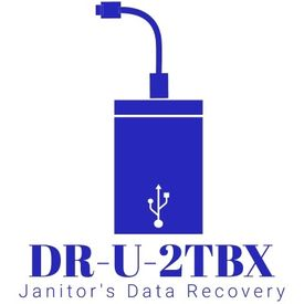 Data Recovery Service for single External USB hard drive up to 2 TBX