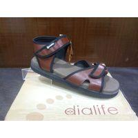 Diabetic footwear - Mens - Trekker - Black, 6