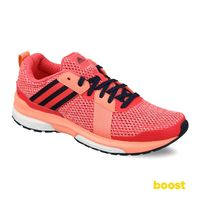 Adidas Women's Revenge Running Shoes,  red, 6