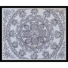 MADHUBANI PAINTING 107 by THE NEWLIFE SHOP