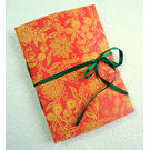 NOTEBOOK - PINKISH SUN by THE NEWLIFE SHOP