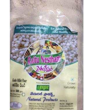Kodo Millet flour / Arikelu pindi
