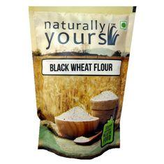 Black Wheat Flour 400g
