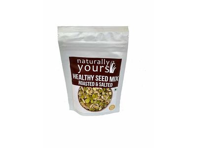 Healthy Seed Mix - Roasted & Salted 50g