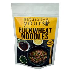 Naturally Yours Buckwheat Noodles 180G