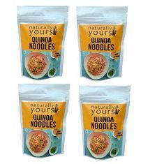 Quinoa Noodles 45g (Pack of 4)