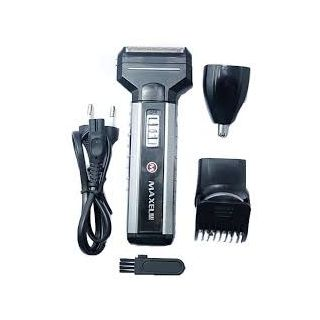 Rechargeable Power Bladed Maxel Trimmer Shaver for Men  AK 952