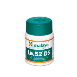 Himalaya Liv. 52 DS TABLETS Unparalleled in liver care