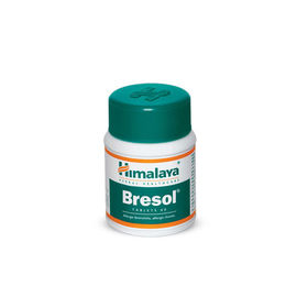 Himalaya Bresol TABLETS The breathing solution