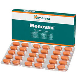 Himalaya Menosan TABLETS Helps her glow again