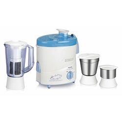 Philips HL1632 500-Watt 3 Jar Juicer Mixer Grinder with Fruit Filter (Blue)