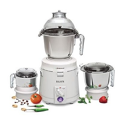 Sujata Dynamix 900 Watts Double ball bearing Mixer Grinder
