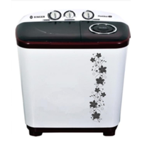 Singer 7.5 KG Semi Automatic Top Loading Washing Machine