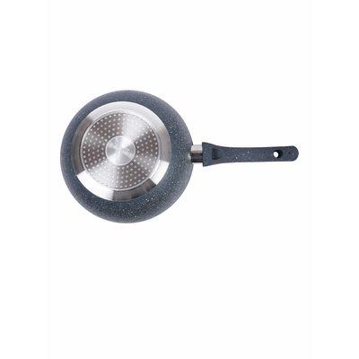 Wonderchef granite 18 cm sauce pan with lid
