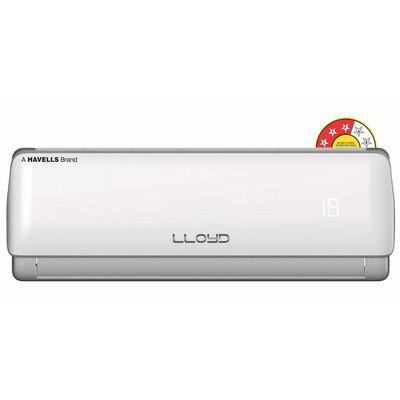 Lloyd 1.5 Ton 3 Star Split AC - White (LS19B32PA, Copper Condenser)