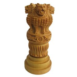 Ashoka Pillar 3, 3 inches