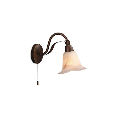 Philips Wall Light - 36282, brown