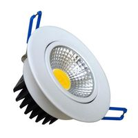 Luminac COB LED Recessed Downlighter - LFLL 285A, 4000k / 550lm