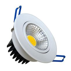 Luminac COB LED Recessed Downlighter - LFLL 285A, 4000k / 550lm
