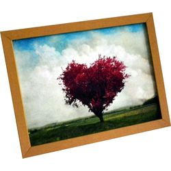 Heart Tree - Painting, 8 x 10 inches