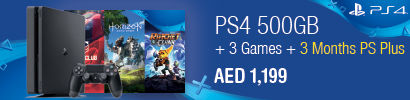 PlayStation 4 Hits Bundle