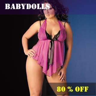 babydoll lingerie at best prices