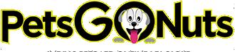 petsgonuts logo footer