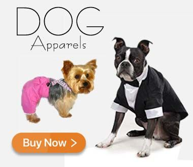Dog Apparels or Clothes