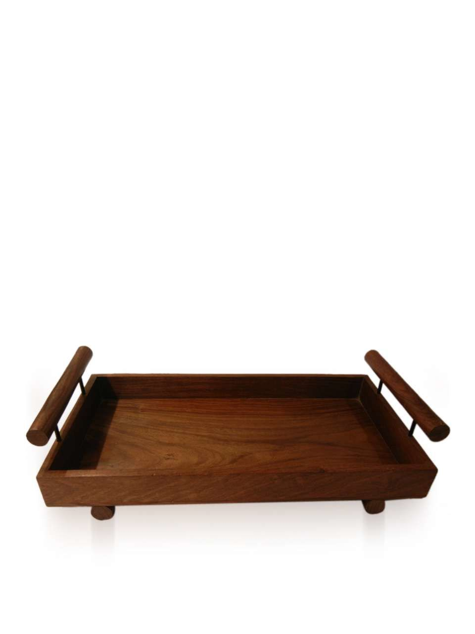Customisable Wooden Snacks Serving Tray - cpwdbokw00017