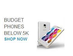 Budget mobiles < 5000