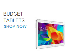 Budget Tablets