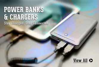 Power Banks & Chargers - Stay Charged, Stay Connected