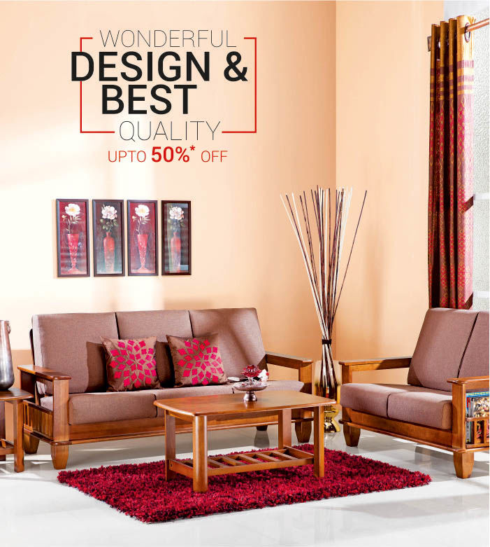 Home buy home furniture online in india at home for Cheap home furniture online india