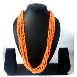 Fashion Jewellery Glass Beads Necklace for Women