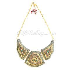 Fashion Jewellery Brass Necklace - CGFJN00001