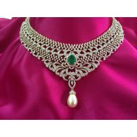 Diamond Necklace, e/f - vvs