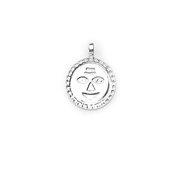 Classy sun silver pendant silver pendants online manglamjewellers classy sun silver pendant pd074 mozeypictures Choice Image