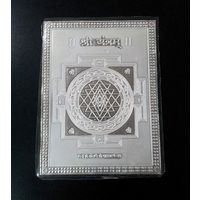 Silver Foil Shree Yantra-GP013