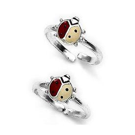 Fabulous Beetle Toe Ring-TR191
