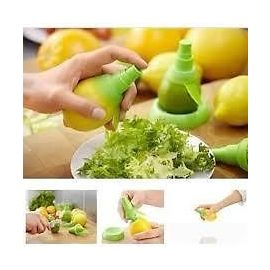 2 Pcs Set Citrus Fruit Spray Tool Lemon Juice Sprayer Squeezer Kitchen Tools