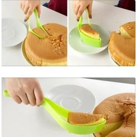 Cake Cutter Slicer And Server Tool For Cake Cutting And Serving