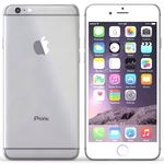 iPhone 6 Plus 64GB, silver