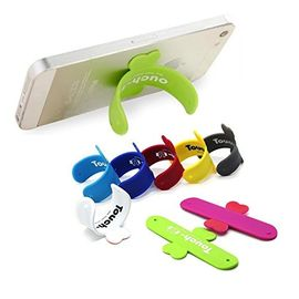 Touch-U One Silicone Stand for Mobile Holder support sticks back