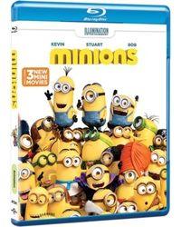 Minions (Blu- ray)