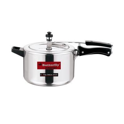 Durabase Butterfly Inner Lid Pressure cooker Plus 2 ltr