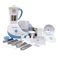 Singer Foodista Plus 600 W Food Processor,  white