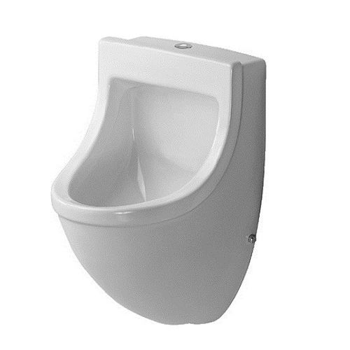 Duravit L350mm X W330mm X H350mm Starck 3 Wall Hung Urinal Visible Inlet# 082235, without fly